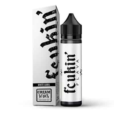 Fcukin' Flava Cream – White Label – 60ml