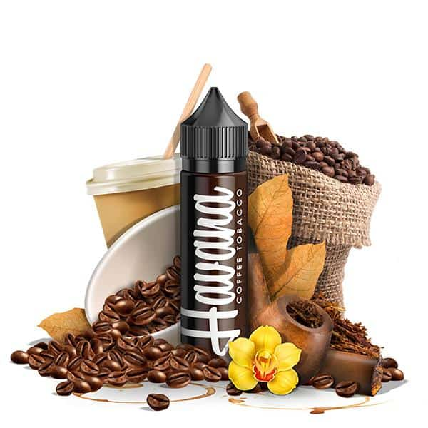 Havana - 60ml Coffee Tobacco