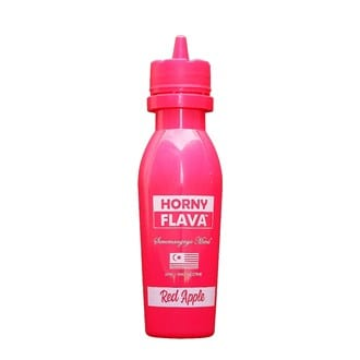 Horny Flava Original - HORNY RED APPLE - 65ML