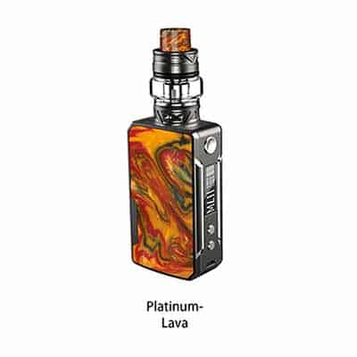 VOOPOO Drag Mini Platinum Edition 117W TC Kit with UFORCE T2 4400mAh