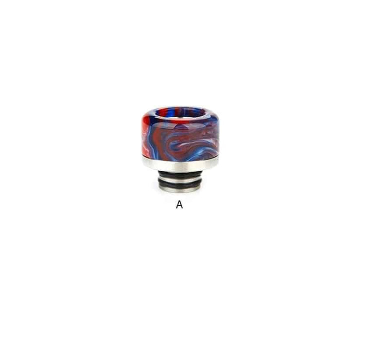 New Resin 510 Drip Tip 0342