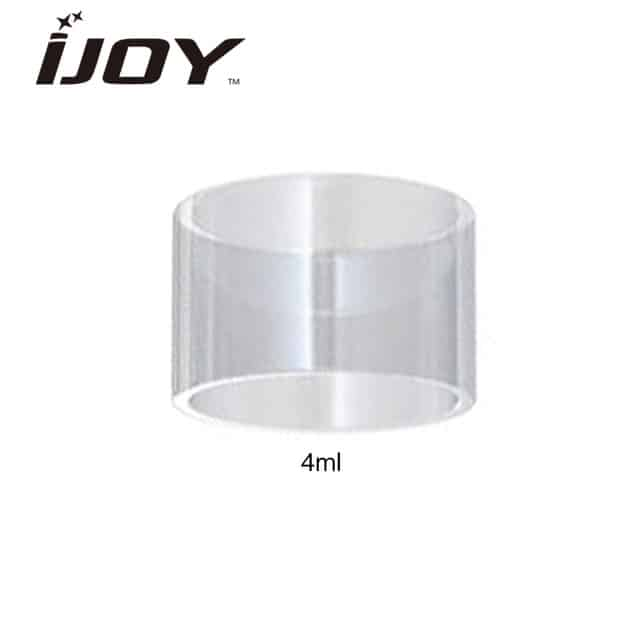 IJOY Captain S 4ml Replacement Glass
