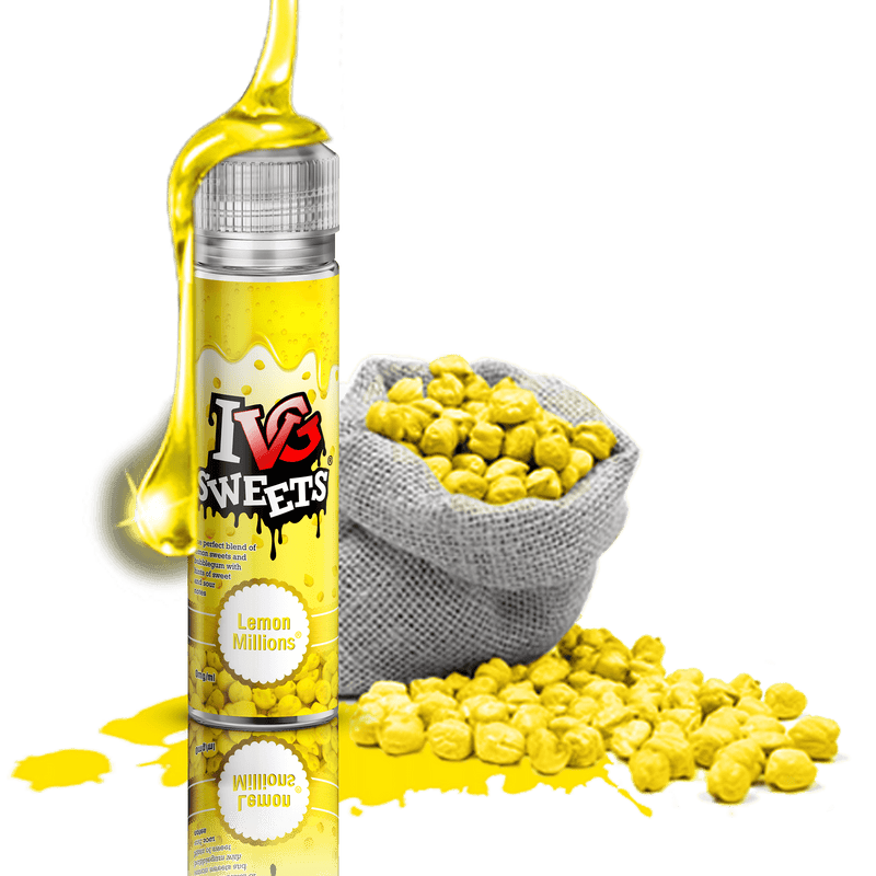 IVG SWEETS - Lemon Millions - 50ML