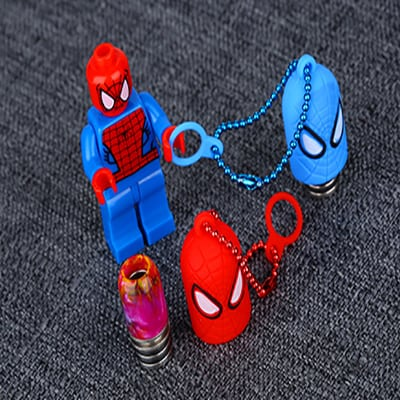 Shield Super Hero 510 Resin Drip Tip with Dust Cover