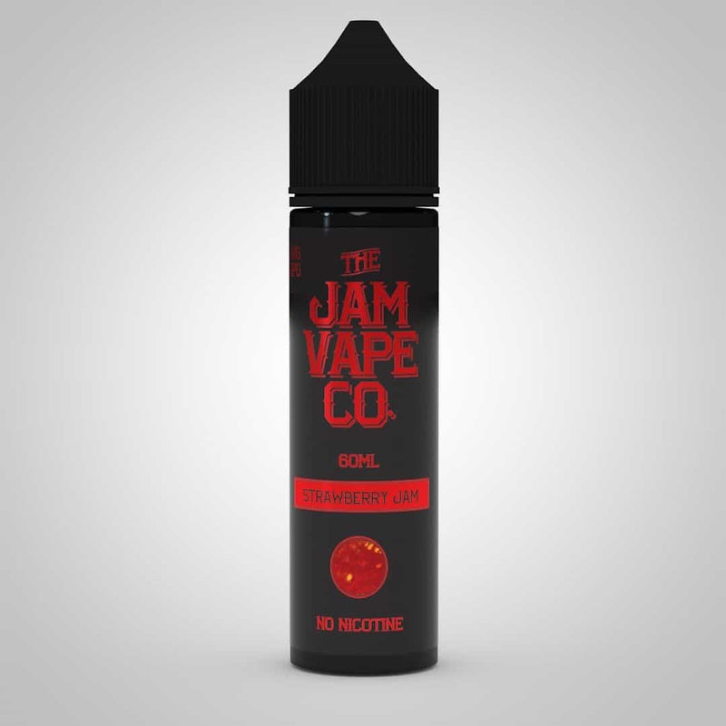 The Jam Vape Co - Strawberry Jam - 60ML