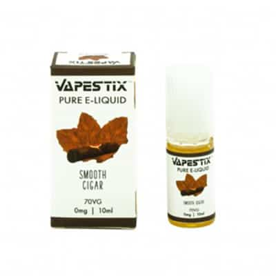 VapeStix Pure – Smooth Cigar – 10ML