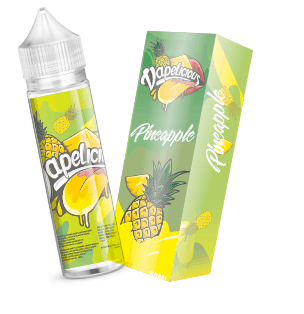 Vapelicious - Pineapple - 60ML