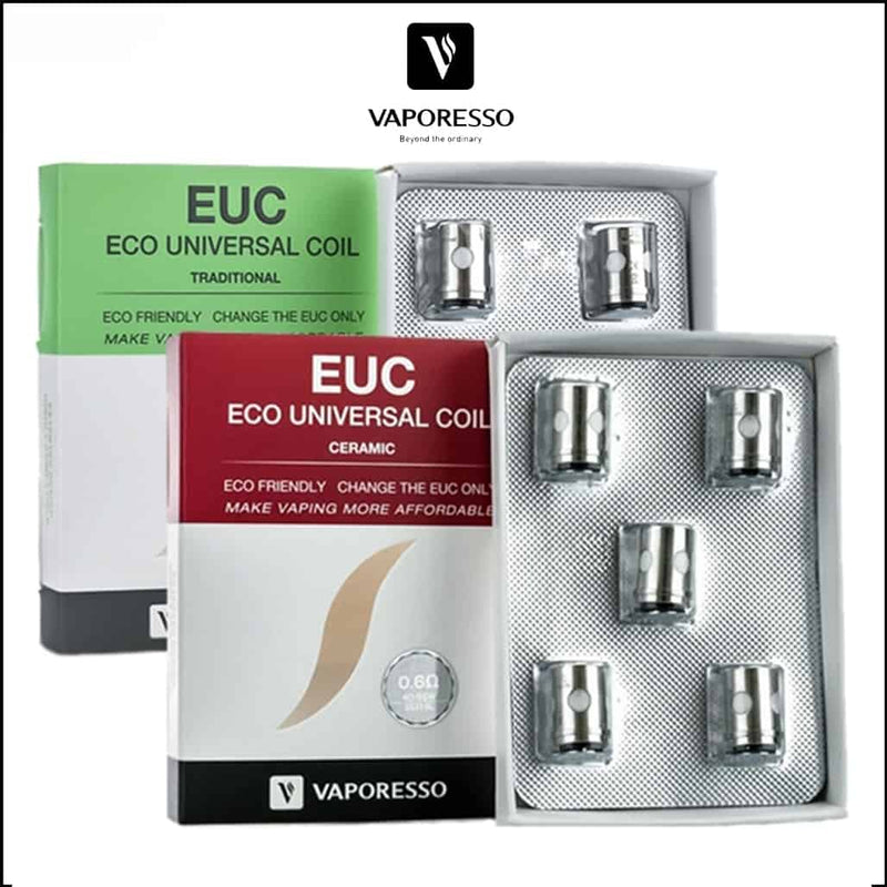 VAPORESSO EUC REPLACEMENT COILS for VECO Tanks