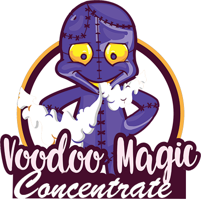 Voodoo Magic Concentrate – Blueberry
