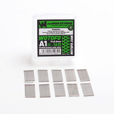 WOTOFO NexMesh Coil for Wotofo Profile 1.5 RDA (10pcs/Pack)