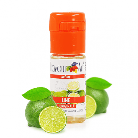 Flavour Art - Lime Concentrate - 15ML
