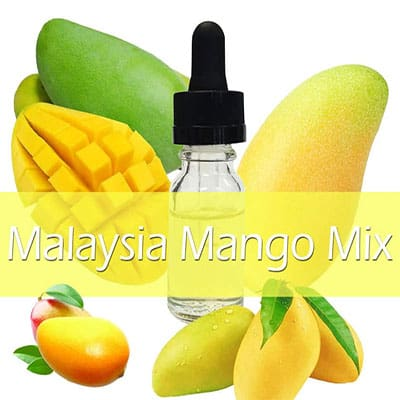 VAPELF – RIPE MANGO – CONCENTRATED FLAVOURS – 10ML