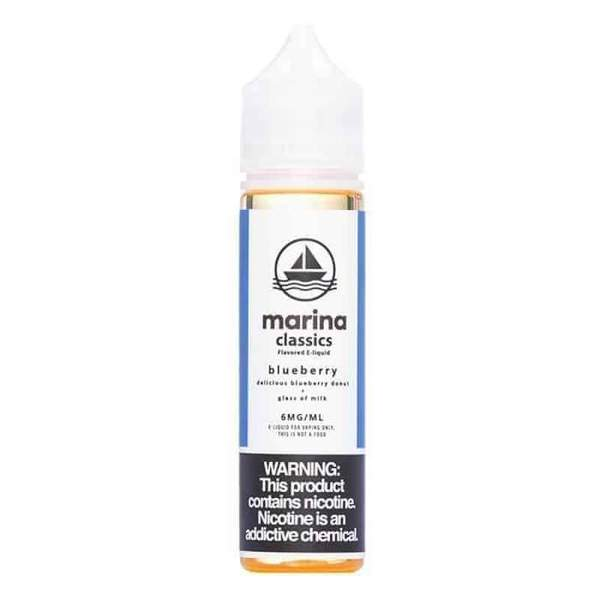 Marina Classics Donuts - Blueberry - 60ml