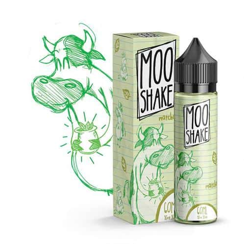 Moo Shake By Nasty - Matcha - 60ML