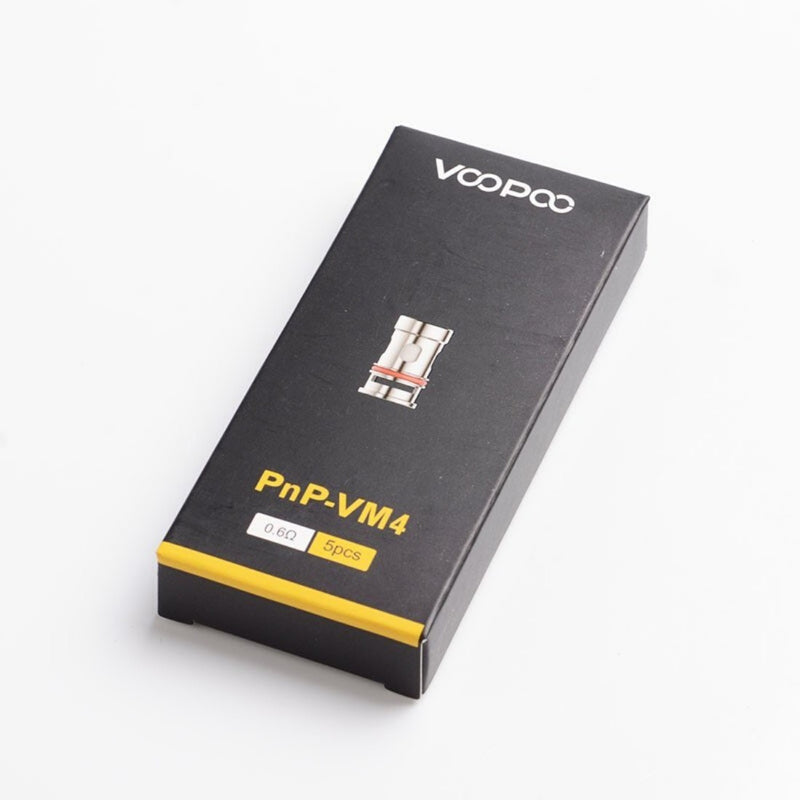 VOOPOO PnP Coil for Drag Baby - Vinci Pod Kit - Vinci X Kit 5pcs