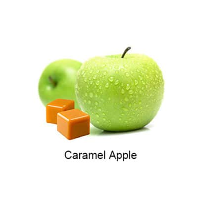 VAPELF – CARAMEL APPLE – CONCENTRATED FLAVOURS – 10ML