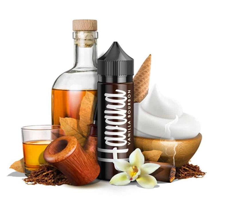 Havana - 60ml Vanilla Bourbon Tobacco