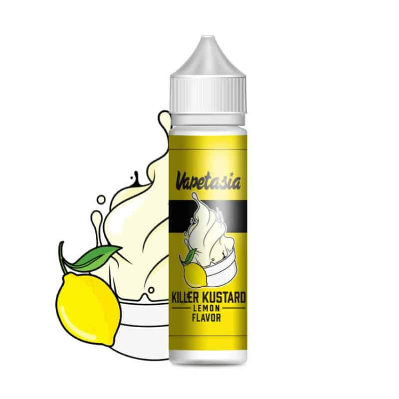 Vapetasia - Killer Custard Lemon