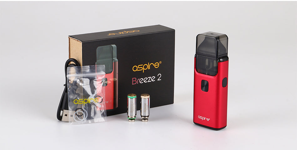 Aspire Breeze 2 AIO Starter Kit 1000mAh