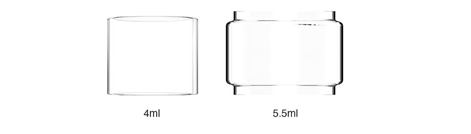 GeekVape Replacement Glass Tube for Zeus Dual 4ml/5.5ml