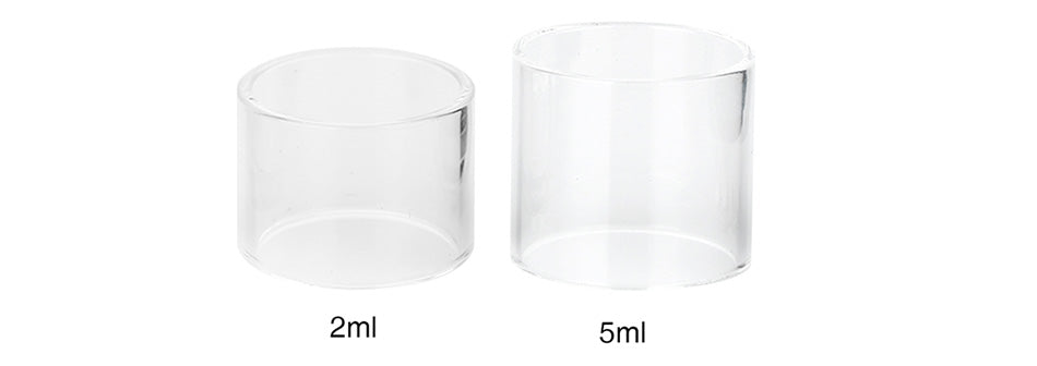 Vaporesso NRG Replacement Glass Tube 2ml/5ml