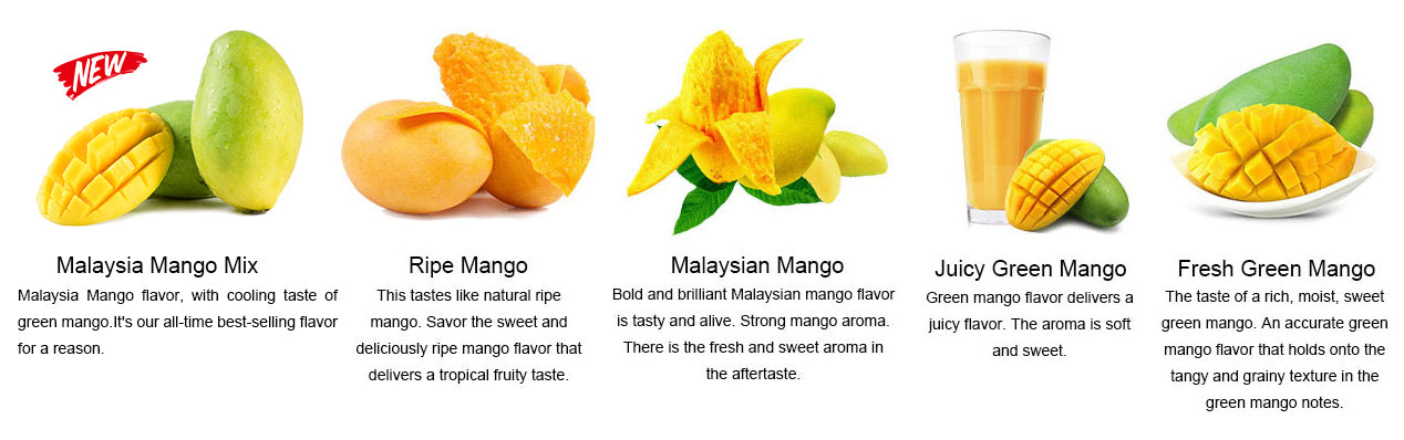 Vapelf Mango Concentrated Flavors