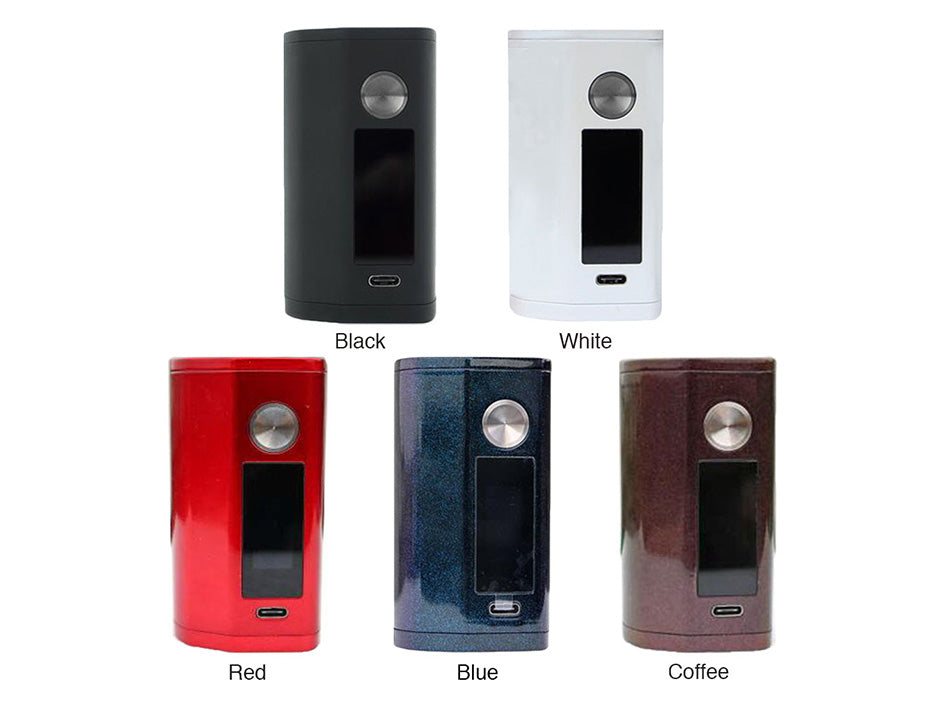Asmodus Minikin 3 200W Touch Screen TC Box MOD