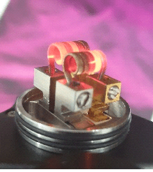 Building coils for an RDA and RTA - Test Firing