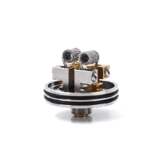 Building dual coils for an RDA and RTA