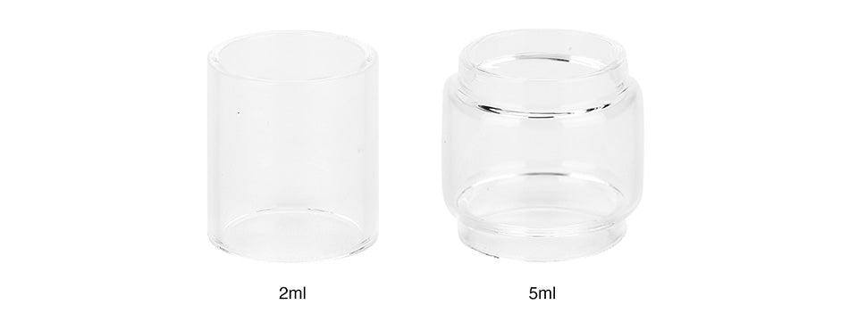 Pyrex Glass Tube for SMOK Stick 17MM 2ml/5ml