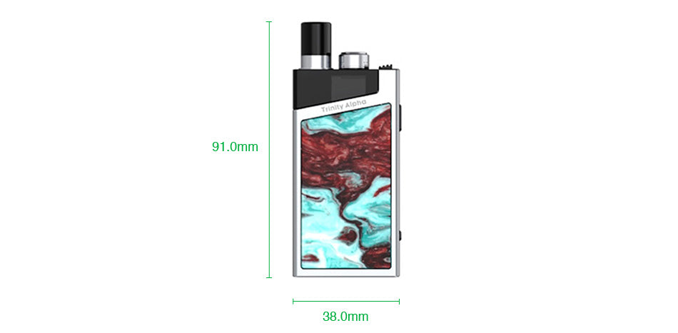 SMOK Trinity Alpha Resin Pod Kit 1000mAh