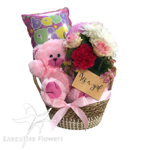 girl gift basket