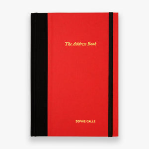 Sophie Calle: The Address Book