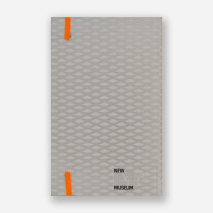 New Museum Mesh Notebook