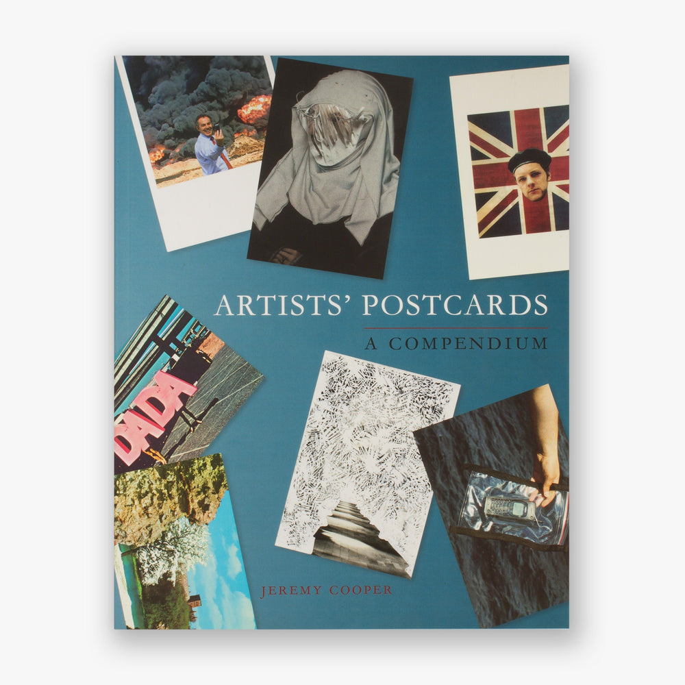 Load image into Gallery viewer, Artist Postcards: A Compendium