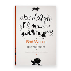 Bad Words: Selected Short Prose