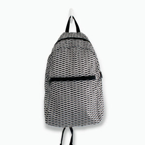 New Museum Ripstop Nylon Mesh Backpack