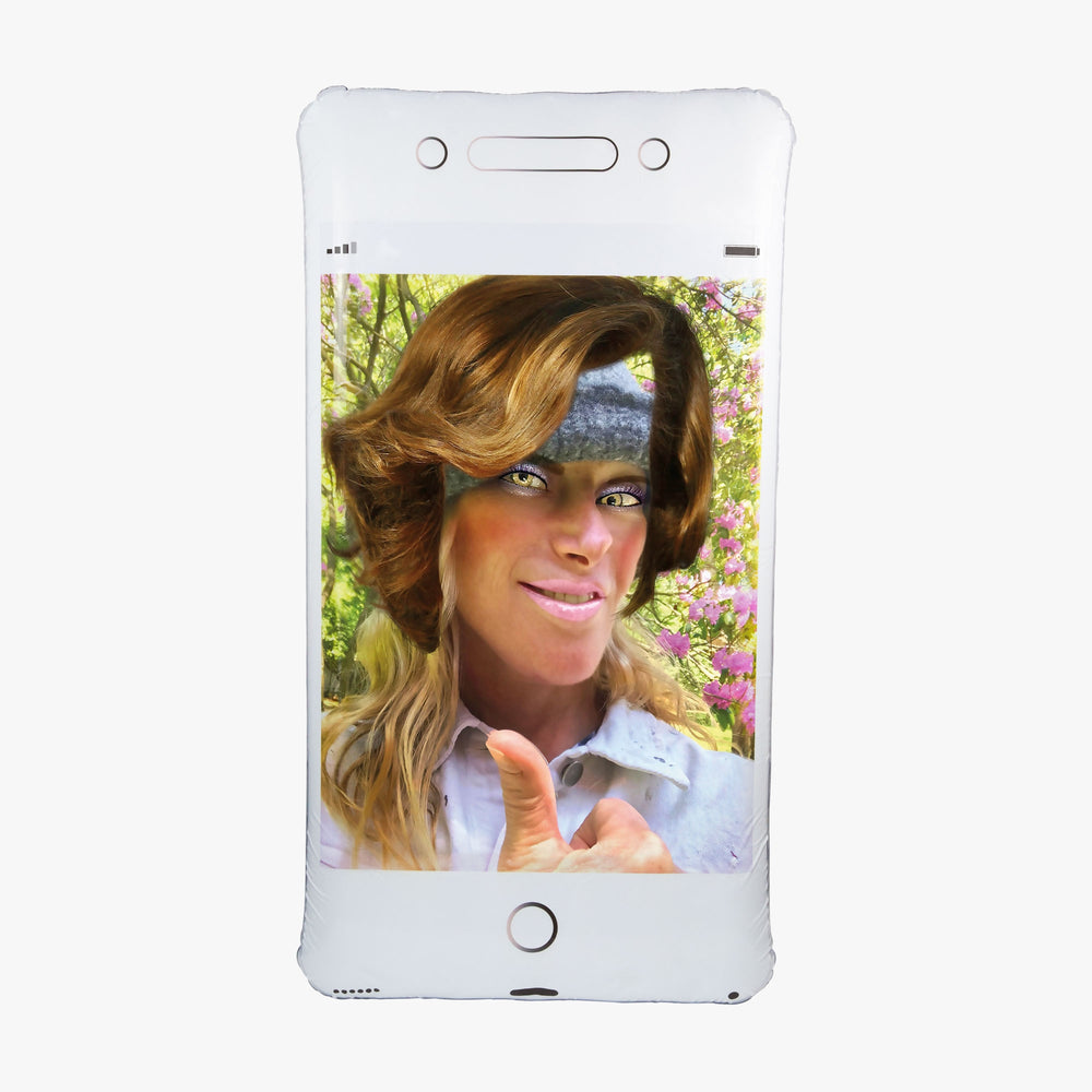 Cindy Sherman Oops Phone Float by Cindy Sherman, + POOL, Third Drawer Down