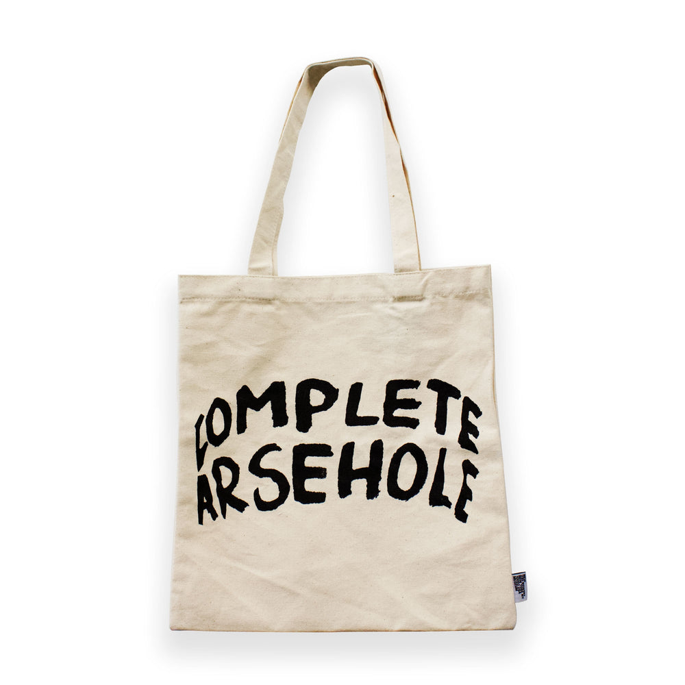 Load image into Gallery viewer, Sarah Lucas Complete Arsehole Tote Bag