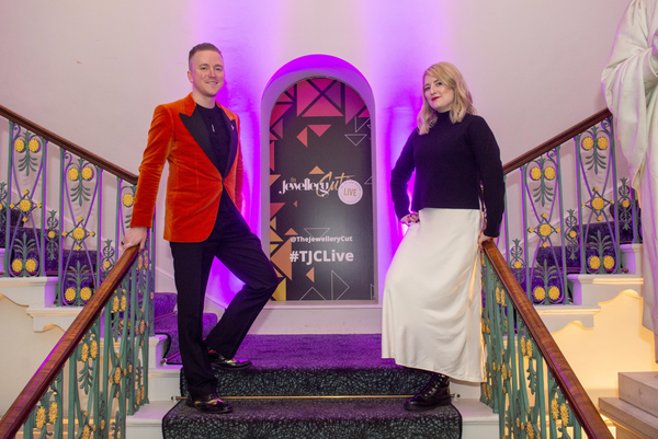 The Jewellery Cut founders Andrew Martyniuk and Rachael Taylor