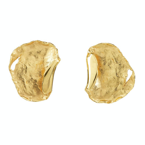 Deborah Blyth gold vermeil Daphne earrings - earrings