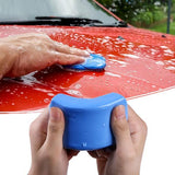 Reusable Magic-Clay Car Cleaning Clay Bars (2pcs) - Indigo-Temple