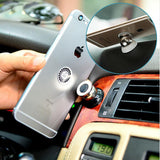 Phrone™ - 360 Degree Universal Magnetic Car Phone Holder - Indigo-Temple