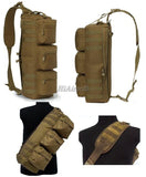 Military Multi-Functional Sling Pack (2 colors) - Indigo-Temple
