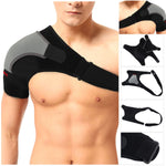 Miracle Shoulder Brace For Pain Relief - Indigo-Temple