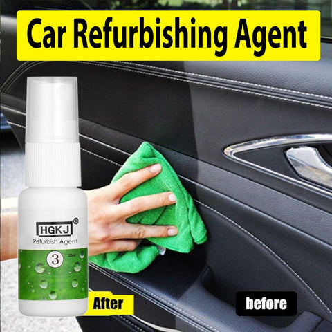 Car Interior Refurbishing & Cleaning Agent (2 pack) - Indigo-Temple