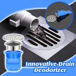 Powerful & Innovative Drain Deodorizer - Indigo-Temple