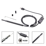 3 in 1 Endoscope Ear Pick & Camera - Indigo-Temple