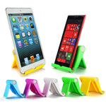 Multi-Angle Cell Phone/Tablet Stand Holder (3pcs) - Indigo-Temple