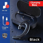 ComforTech™ Ultra-Comfortable Wireless Bluetooth V 5.0 Ear Hook With Charging Case